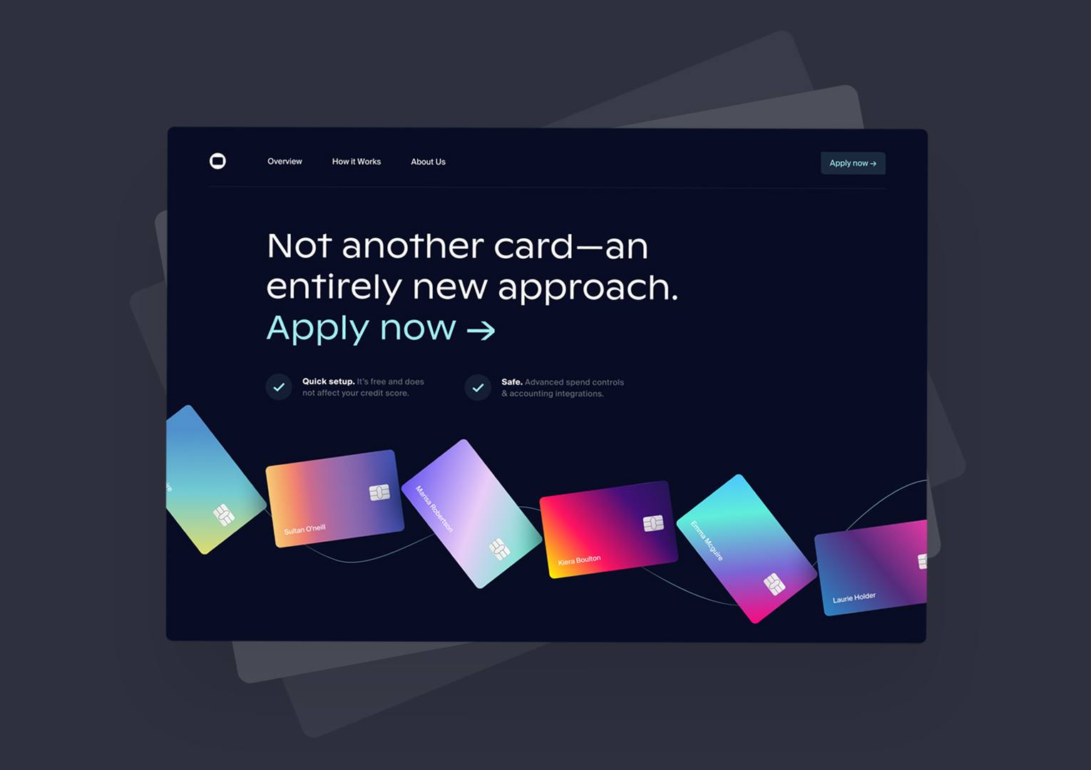 20 Examples of Gradient use in Interface Design