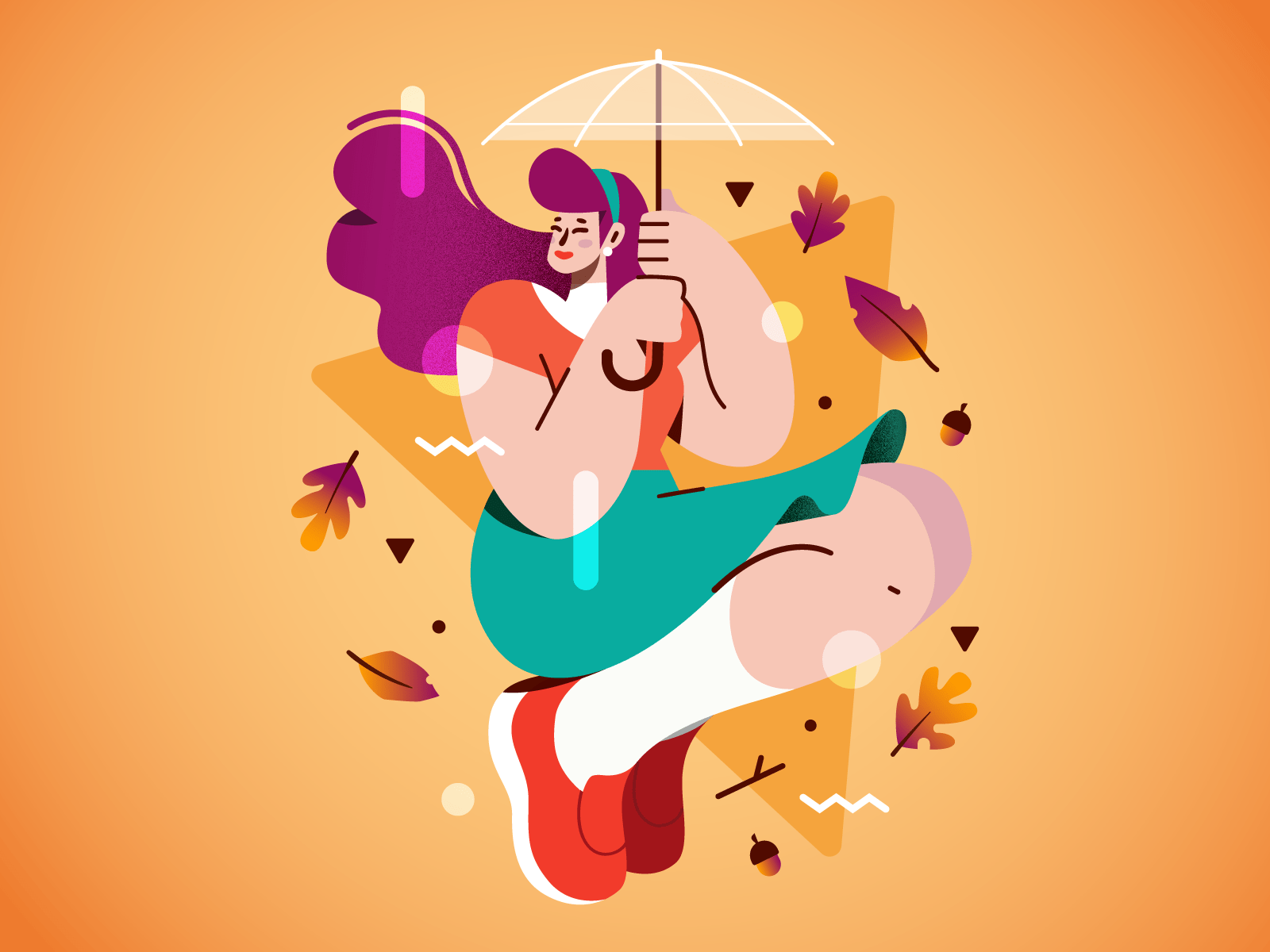 Welcome Fall �� by Gaspart