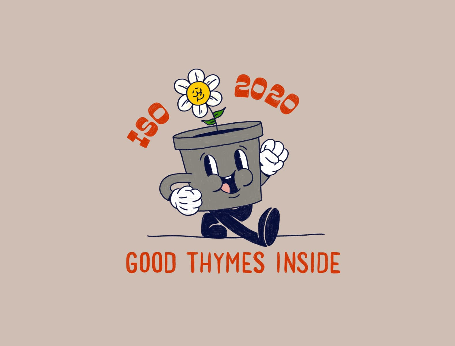 Good Thymes Inside by Sonia Coughlan