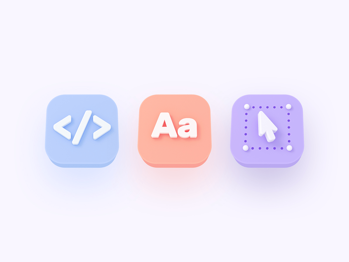 Specify : Icons by Romain Briaux