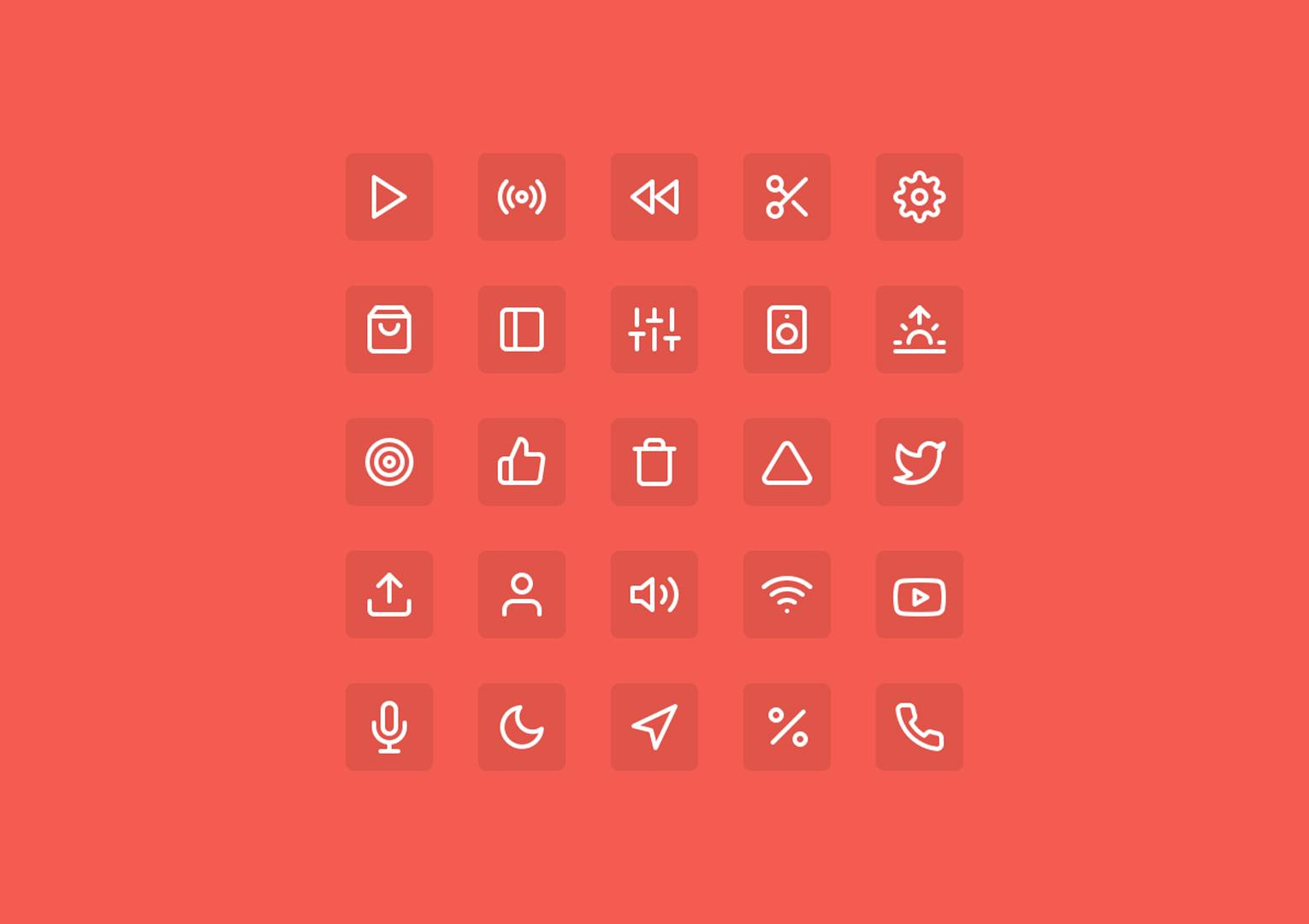 Our 8 Favourite Free Icon Packs