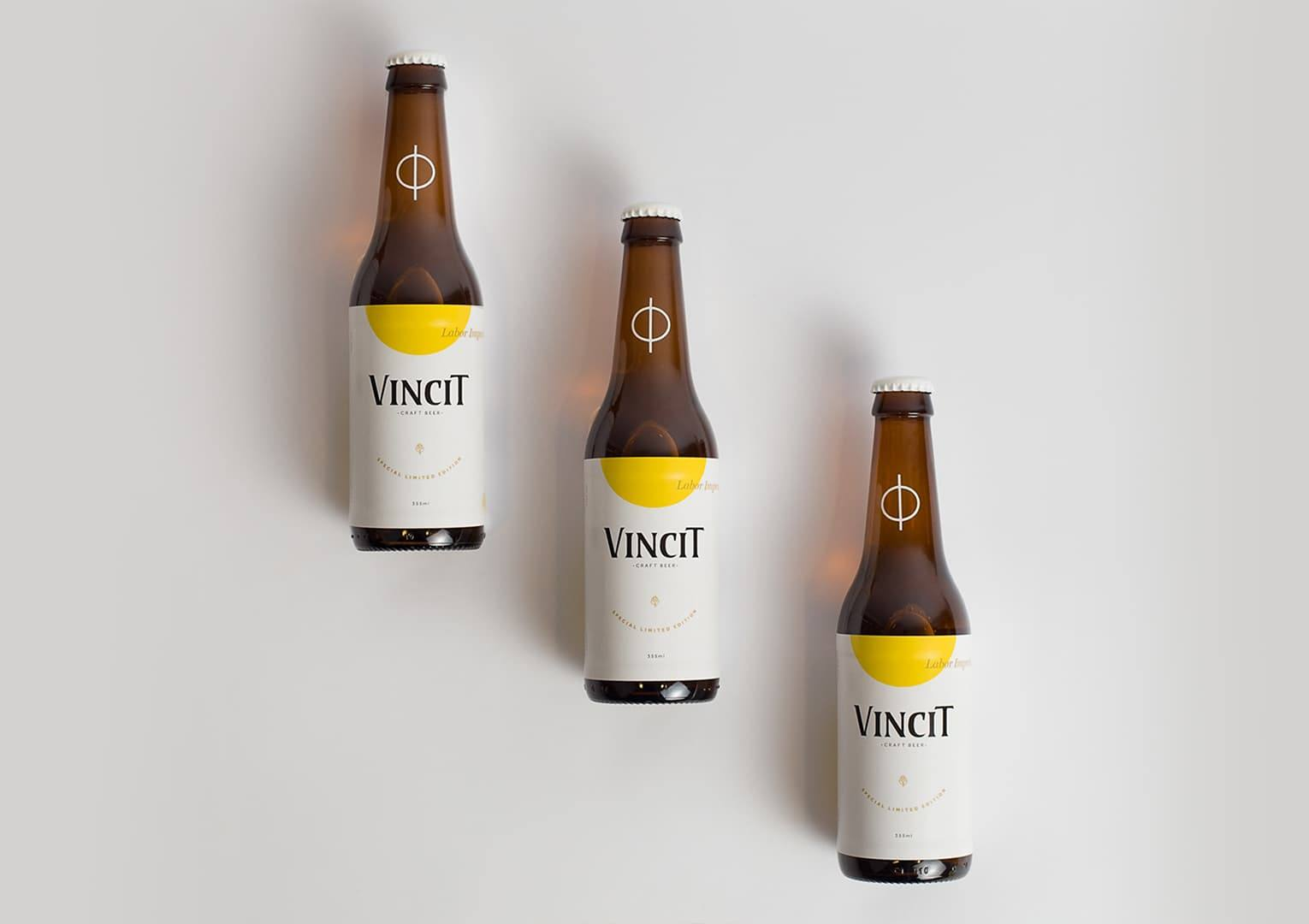 The Best Packaging: 24 Beer Labels