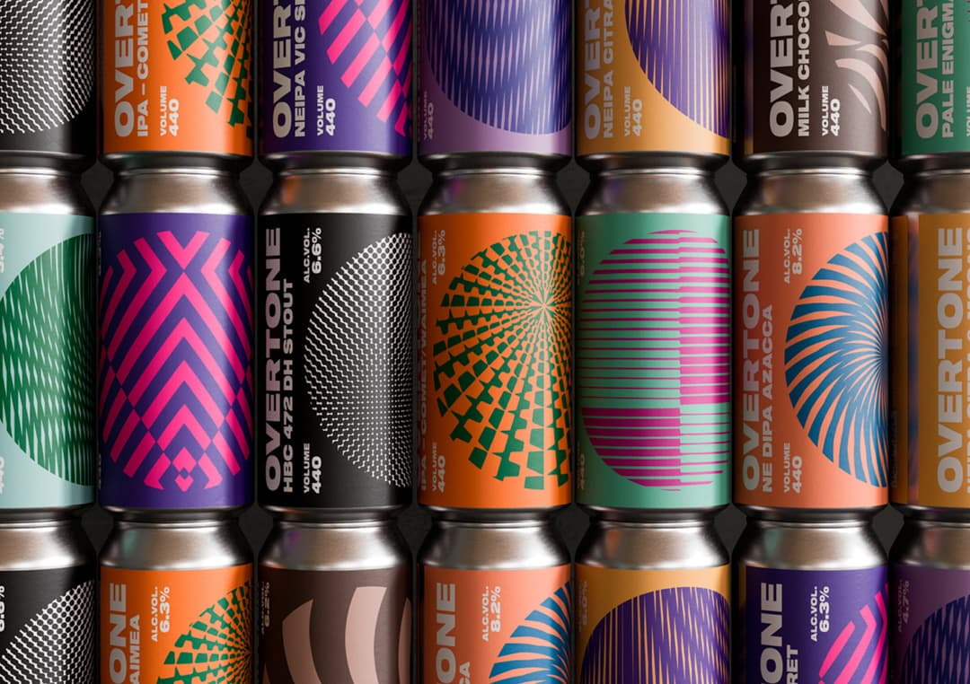 Overtone Brewing Co by Thirst Craft