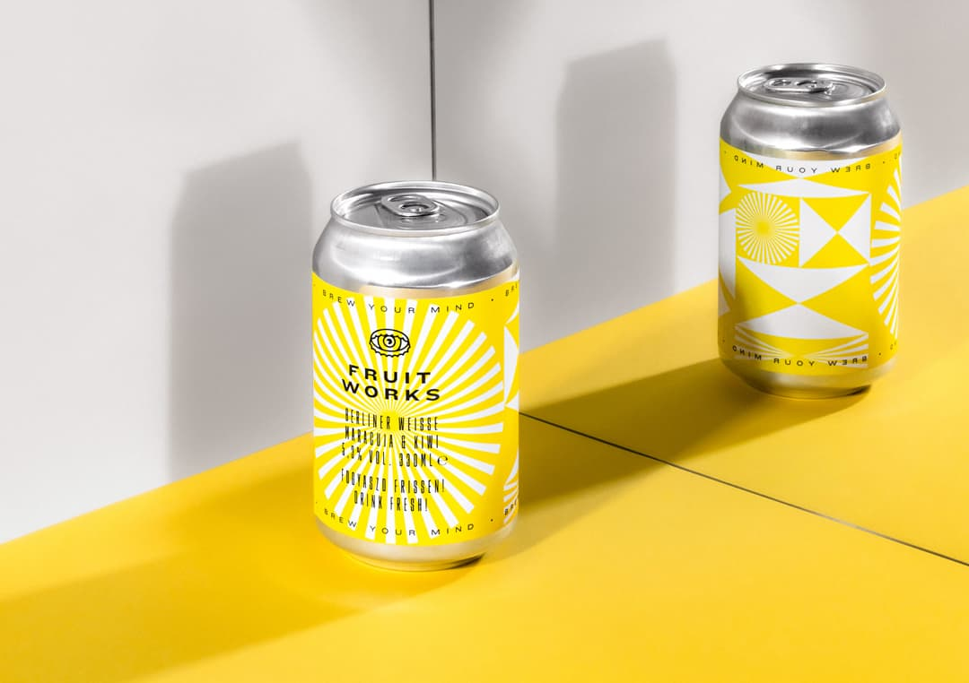 Brew Your Mind by Classmate Studio